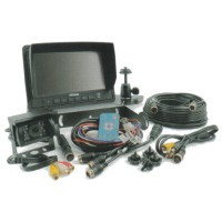 Select Camera System for Articulated Trucks - 7.0