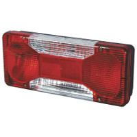 Left Hand Commercial Rear Lamp