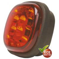 Dual Voltage 12v - 24v LED Rear Lamp