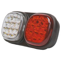 Dual Voltage 12v - 24v  LED Rear Lamp