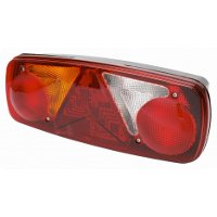 M802 ' Rubbolite' Rear Combination LED Lamp with LED Stalk Lamp, Left Hand