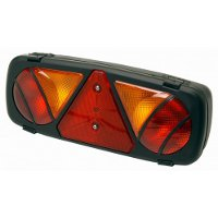 M800 ' Rubbolite' Rear Combination LED Lamp, Right Hand