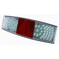 M756 ' Rubbolite' Left/Right  Hand Rear Combination 24v LED Lamp