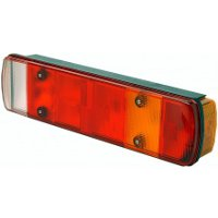 M461 'Rubbolite' Left Handed Rear Combination Lamp with CE Connector