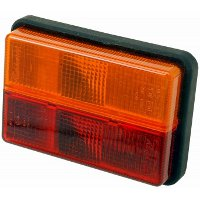 M340 'Rubbolite' Rear Combination Lamp