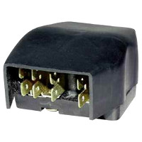 2-Way Fuse Box for 29mm Glass Fuses