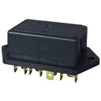 4-Way Fuse Box for 29mm Glass Fuses