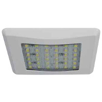 Slim Dual Voltage LED Roof Lamp - 36 LEDs