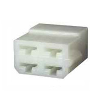 6.3mm Female Receptacle Housing - Four Way
