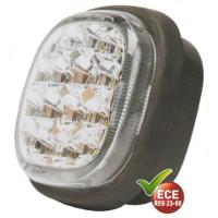 Dual Voltage 12 - 24 Volt Led Reverse Lamp