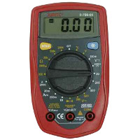 Hand-Held Digital Multimeter