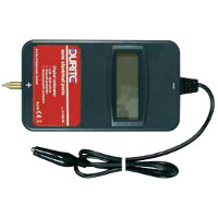 Hand-Held LCD Digital Voltmeter