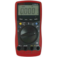 Hand-Held Auto Ranging Digital Multimeter