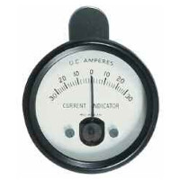 Induction Ammeter 75-0-75 Amps