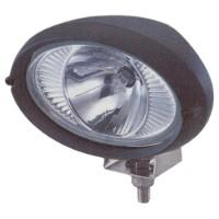 12 or 24 Volt Halogen Bulb Spot Work Lamp