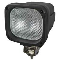 12/24 Volt HID Xenon Work Lamp