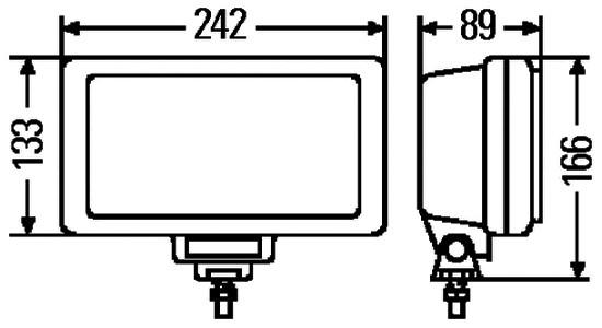 Jumbo 220 Blue - Spotlight (ECE Ref. 37.5)