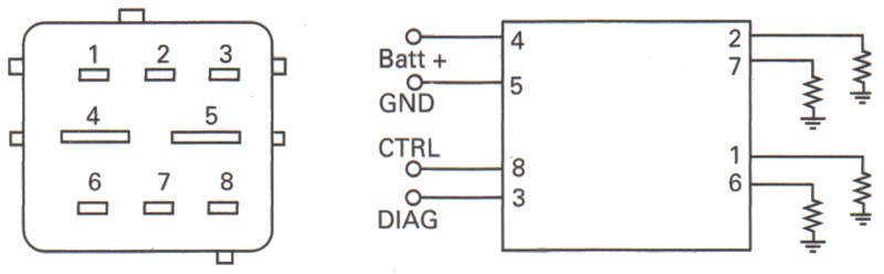 pre heat relay with post heat part no wns 64 003 wns electrics rh wnselectrics com nagares split charge relay wiring diagram 5 Pole Relay Wiring Diagram